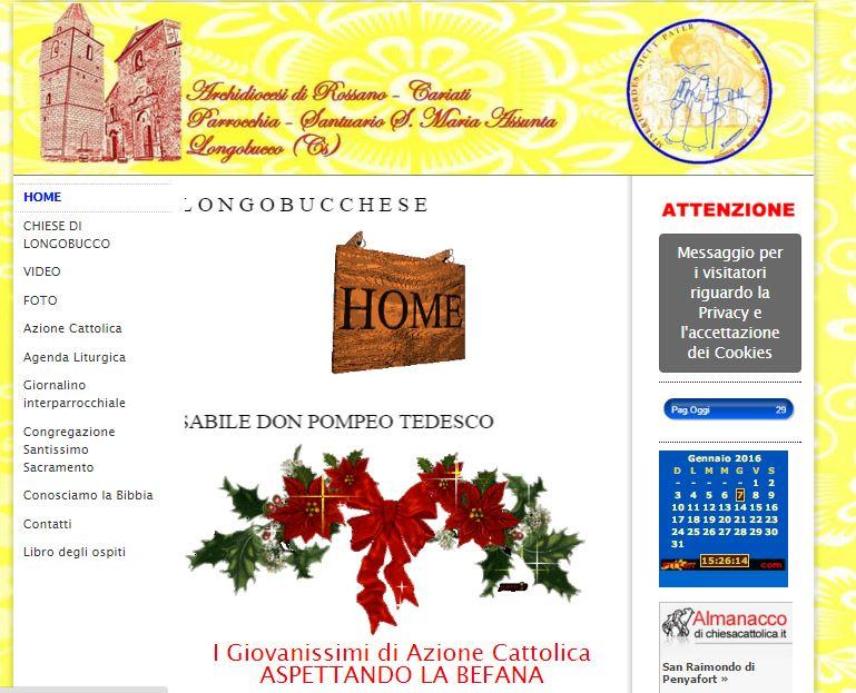 cattolici longobucco